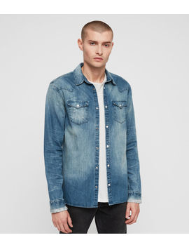 Izak Shirt by Allsaints
