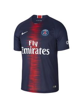 O Camisola De Futebol 2018/19 Paris Saint Germain Stadium Home Para Homem. by Nike