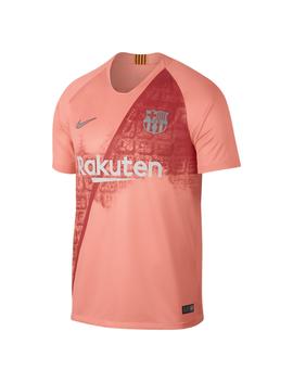 O Camisola De Futebol 2018/19 Fc Barcelona Stadium Third Para Homem. by Nike
