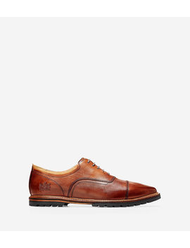 Raymond Grand Cap Toe Oxford by Cole Haan