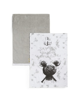 Mickey Mouse 2 Pk Notebook by Primark