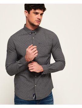 Ultimate University Oxford Shirt by Superdry