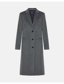 Classic Coat by Theory