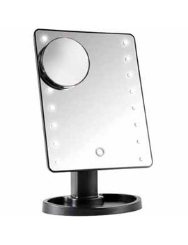 Ideaworks Makeup Mirror With 10x Magnifier by Jobar International