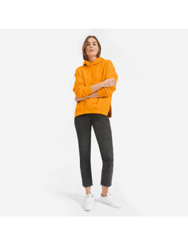 The 100% Human Oversized Fleece Hoodie by Everlane