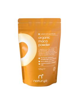 Naturya Organic Maca Powder 125g by Naturya Organic Maca Powder 125g