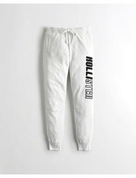 Mid Rise Fleece Jogger by Hollister