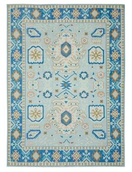 Farah Rug, Blue by Lulu & Georgia