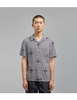 Stussy Psychedelic Checker Shirt by Stussy
