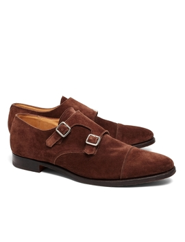 Peal &Amp; Co.® Double Monk Straps by Brooks Brothers