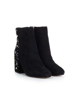 Taft Heeled Ankle Bootie by Sam Edelman