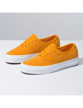 Soft Suede Authentic by Vans