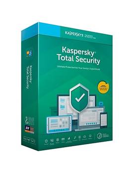 Kaspersky Total Security 2019 3 User by Staples