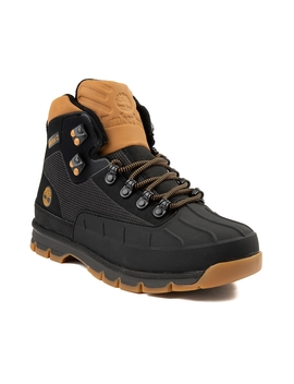 Mens Timberland Euro Hiker Shell Toe Jacquard Boot by Timberland