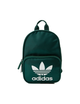 Green Adidas Mini Santiago Backpack by Adidas