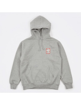 Mini Frame Pullover Hoodie   Heather Grey by Have A Good Time