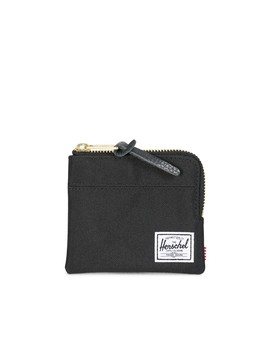 Johnny Wallet Black by The Idle Man