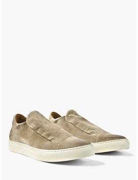 Reed Laceless Low Top Sneaker by John Varvatos