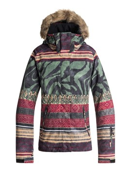 Jet Ski Se Snow Jacket by Roxy