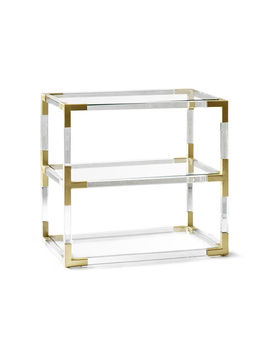 Jacques 2 Tier Side Table by Jonathan Adler