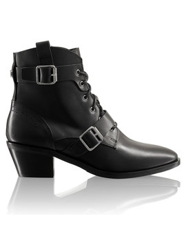 Lace Up Boot by Attitude