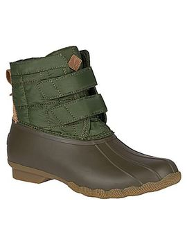 Women's Saltwater Jetty Duck Boot W/ Thinsulate™ by Sperry