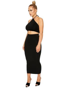 Halt &Amp; Stare Skirt Set by Naked Wardrobe