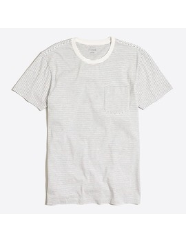 Broken In Bartlett Striped T Shirt by J.Crew