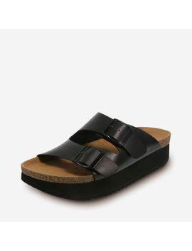 Women's Starling Flatform Sandal by Learn About The Brand Brash
