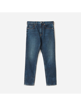 The Heavyweight Slim Jean by Everlane