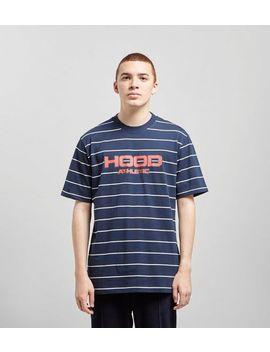 Hoodlab Strype T Shirt by Hoodlab
