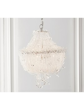 Monique Lhuillier Butterfly Chandelier by Pottery Barn Kids