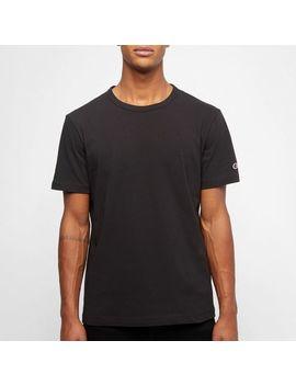 Jersey Basic Crewneck T Shirt by Champion