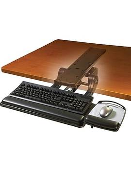 3 M™ Adjustable Keyboard Tray by Staples