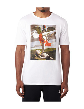 Table Hbr Ss Tee by Nike