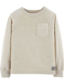 Raglan Thermal Tee by Carter's