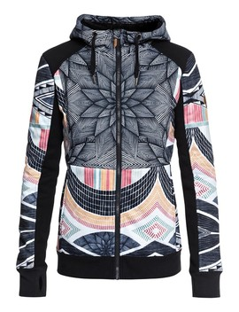 Frost Technical Zip Up Hoodie by Roxy