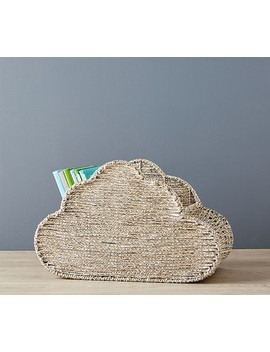 Silver Roped Cloud Storage by Pottery Barn Kids