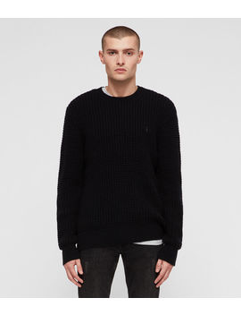 Raynes Crew Sweater by Allsaints