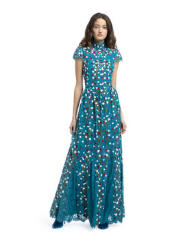 Arwen Embroidered Gown by Alice And Olivia
