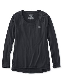 Circuit Running Tee, Long Sleeve by L.L.Bean