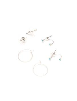 Dainty Earring Pack by Glassons