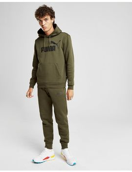 Puma Sweat à Capuche Core Logo Homme by Puma