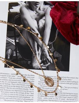 Italian Dreams Layered Necklace by 2020 Ave
