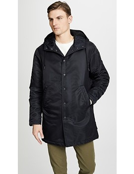 Satin Sideline Jacket by Reigning Champ