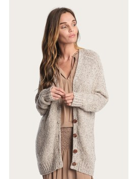 Jennah V Neck Cardigan by Frye