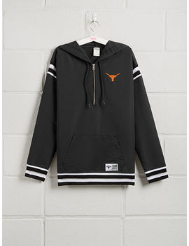 University Of Texas Anorak Half Zip by Victoria's Secret