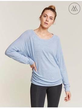 Athleisure Kelly Relaxed Yoga Top by Fat Face