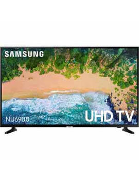 "Samsung Un50 Nu6900 B 50"" Class/49.5"" Diag 4 K Uhd Mr120 Smart Tv Hdr 10+ Pur Color by Samsung"