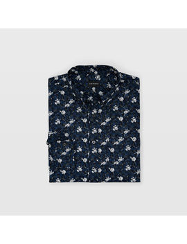 Slim Garden Rose Shirt by Club Monaco